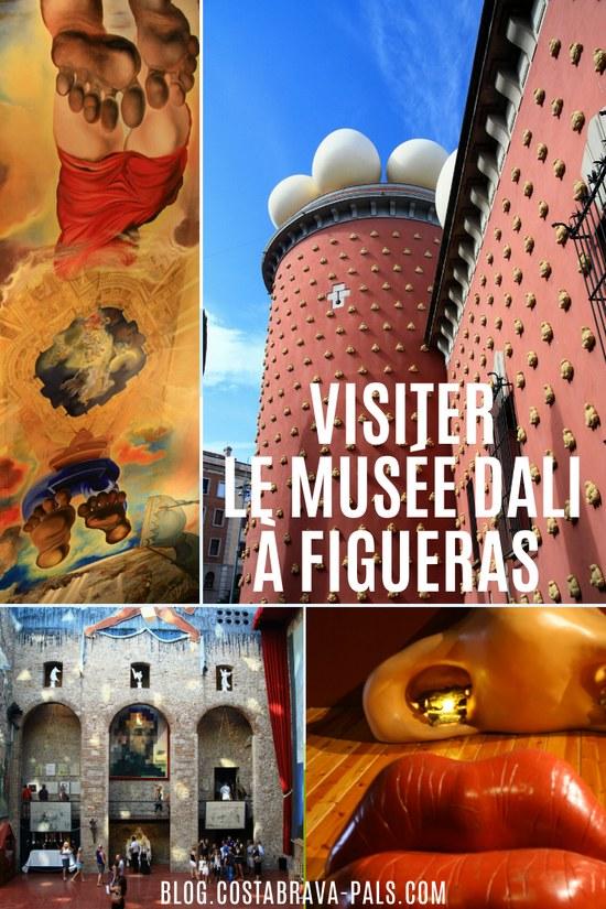 visite le musée dali à figueras