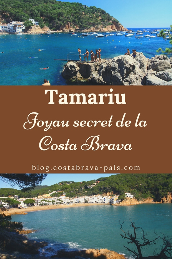Tamariu Joyau secret de la Costa Brava