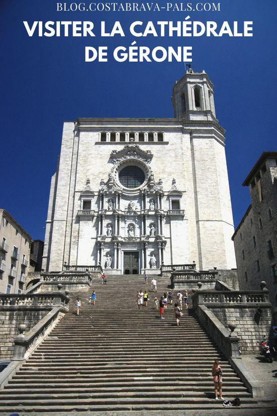 La cathédrale de Gérone