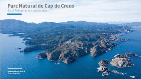 guide touristique sur la Costa Brava - le cap de creus