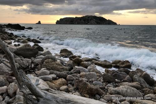 les iles Medes